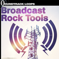 Thumbnail Broadcast Rock Tools  Royalty free for TV, Commercial WAV