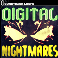 Digtal Nightmares Halloween Vocal Samples and Sound Effects
