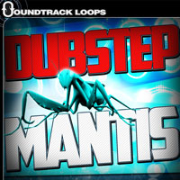 Thumbnail Dubstep Mantis - Ultimate Dubstep Loops Apple Looped aiff