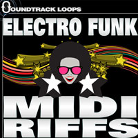 Thumbnail Electro Funk Midi Riffs  APPLE LOOPED AIFF