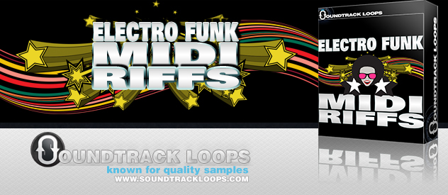 Pay for Electro Funk Midi Riffs ABLETON LIVE PACK