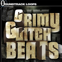 Thumbnail Grimy Glitch Beats APPLE Loops Jam Packs