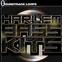Thumbnail Harlem Bass Kits - Bass Loops, Synth Shots and Presets