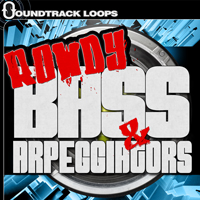 Thumbnail Rowdy Bass & Arpeggiators APPLE AIFF.zip