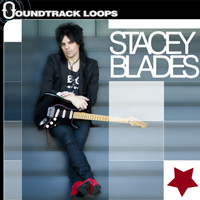 Stacey Blades Royalty Free Guitar Samples