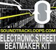SoundTrack Loops - Electronic Street Beatpacks 1-4 for IPhone BeatMaker