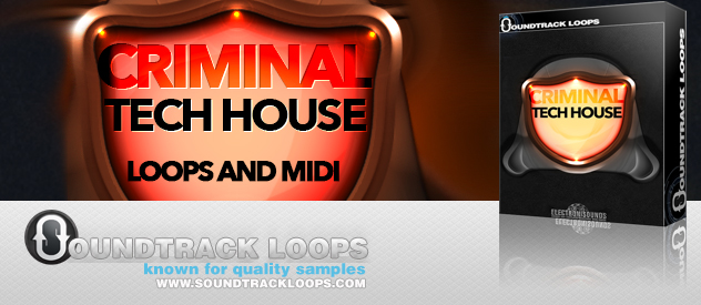 Pay for Criminal Tech House Loops, Midi & One Shots AppleLooped.zip