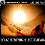 HOUSE ELEMENTS ELECTRIC BEATS - $6.50 - $12.00 USD