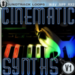 Cinematic Synths - Chillout, Downtempo, Cinematic & Ambient Loops, Beatmaker and Looptastic $6.50 - $9.50 USD