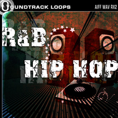 R & B Hip Hop Loops  and Pocket Media