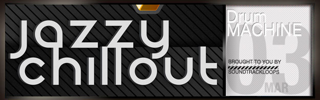 Jazzy Chillout drum machine_banner