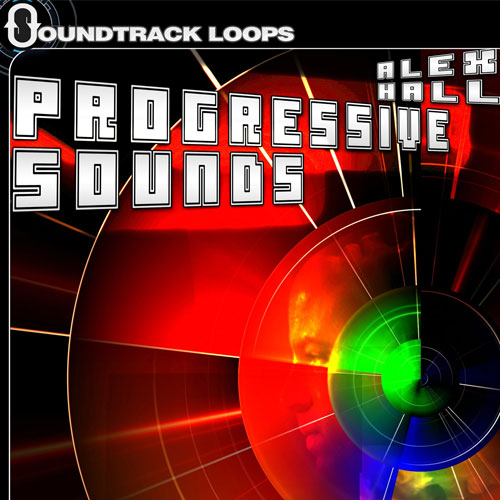 Alex Hall - Progressive Sounds - Loops and samples