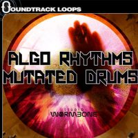 Algo Rhythms mutated drum Loops