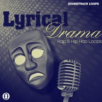 Download Rap and Hip Hop Loops Lyrical Drama by Soundtrack Loops