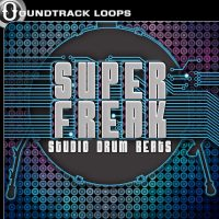 Super Freak Studio Drum Beats loops and Samples