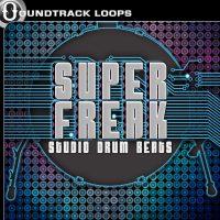 Super Freak Studio Drum Beats loops and Samples