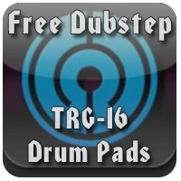 Free Dubstep TRG-16 Drum Pads