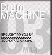 Jazzy Chillout Drum Machine