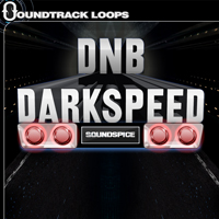 DNB Dark Speed – Drum and Bass Loops