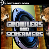Thumbnail Soundtrack Loops Growlers Screamers Dubstep Loops ACID WAV