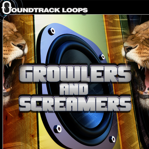 Growlers and Screamers Dubstep Loops