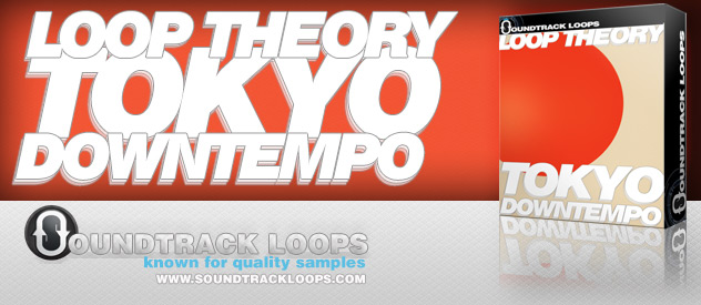Product picture Loop Theory Tokyo Downtempo NanoStudio TRG 16 Drums