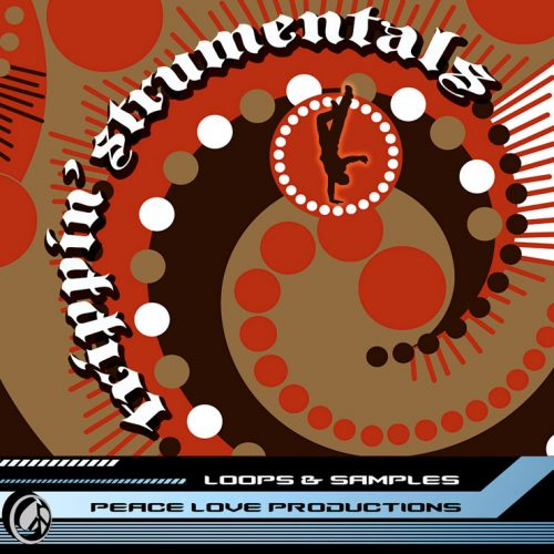Peace Love Productions Trip Instrumental Loops