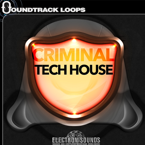 Criminal Tech House - Loops, MIDI & One Shots