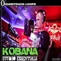 Kobana Studio Essentials –  Loops, One-Shots & MIDI