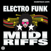 Download Royalty Free Electro Funk Midi Riffs by Soundtrack Loops