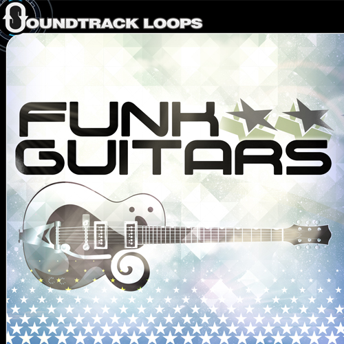 Funk Guitars - Funk-a-delic Guitar Loops