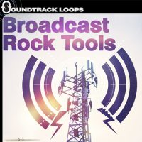 Broadcast Rock Tools - Loops for Production