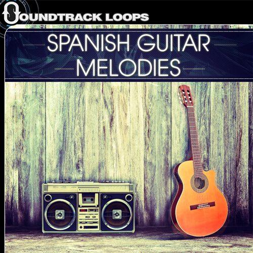 Spanish Guitar Melodies - Authentic Spanish Guitar Loops