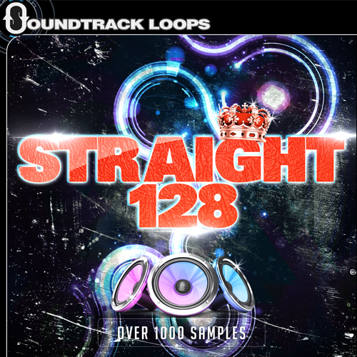 Straight 128 - Loops, Midi, & Sound Presets