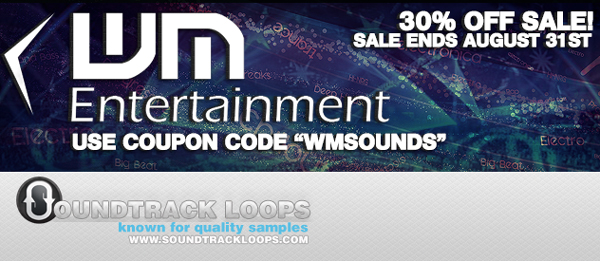 30% off WM Entertainment