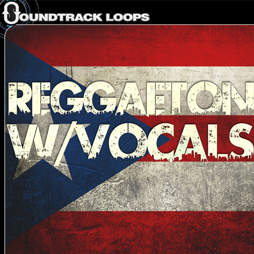 Reggaeton loops with vocals
