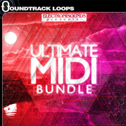 Ultimate Midi Bundle - Royalty Free Midi Samples