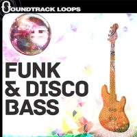 Funk and Disco Bass Loops