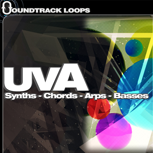 Synths Chords Arps & Bass Loops - UVA