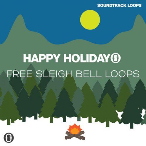 Free Sleigh Bell Loops