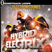 Electronisounds - HybridElectriX Royalty Free Loops & SamplesElectronisounds - HybridElectriX Royalty Free Loops & Samples