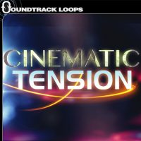 Cinematic Tension - Orchestral Loops