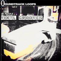 DJ Puzzle Vinyl Grooves