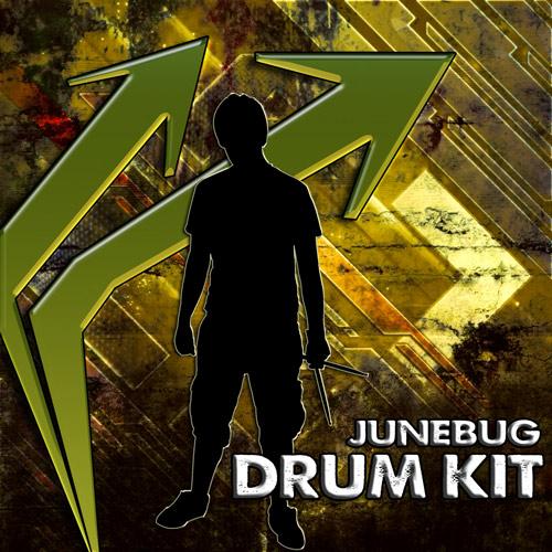 NI Kontakt Kits - Junebug Drumkit