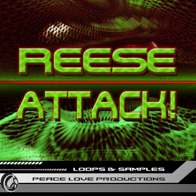 Reese Attack Bass Loops