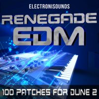 Dune 2 VST Patches - Renegade EDM