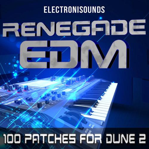 Dune 2 VST Patches - Renegade EDM