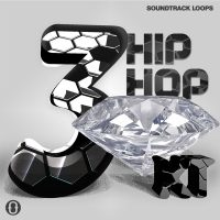 Downlaod 3kt Hip Hop - Loops, One-Shots and MIDI by Soundtrack Loops