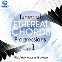Ethereal Chords Progressions - Loops and Massive Patches