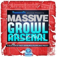 Massive Dubstep Presets - Growl Arsenal